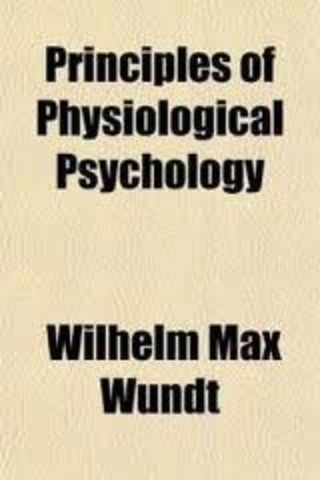 """""""Principles of Physiological Psychology."""""""