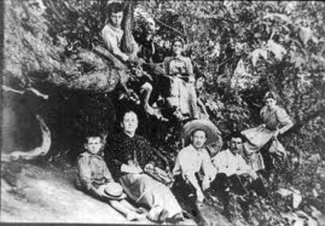 First German Gyspsies arrested.