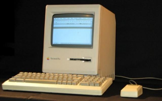 1986 – Macintosh Plus.