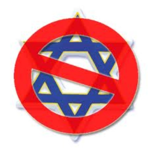 """""""No Jews"""" signs and notices are posted outside German towns and villages, and outside shops and restaurants."""
