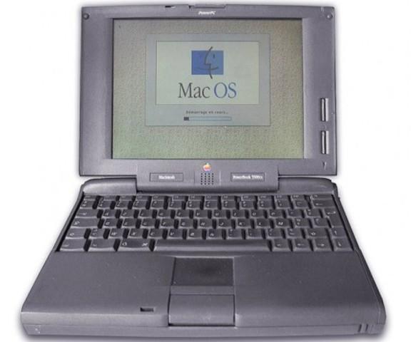 1995 – PowerBook 5300.