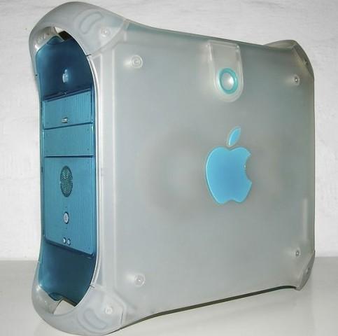 1999 – Power Macintosh G3.