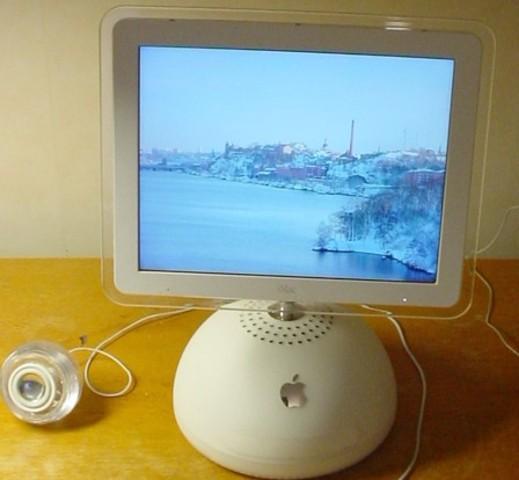 2002 – iMac G4