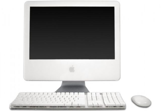 2004 – iMac G5.