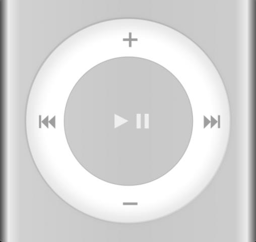 2005 – iPod shuffle.