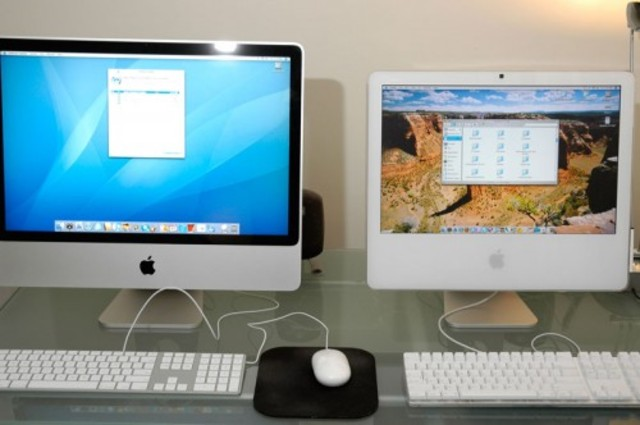 2007 – iMac.