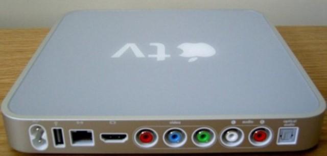 2007 – Apple TV.