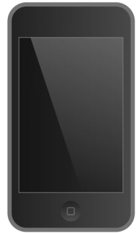 2007 – iPod Touch.
