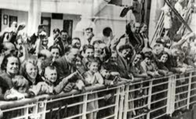 Cuba and US refuse the Jewish refugees