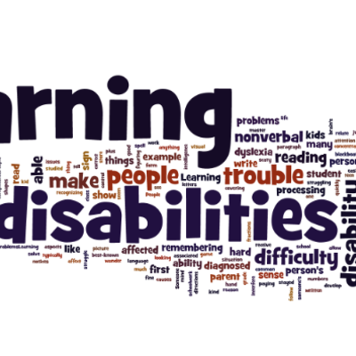 History of Learning Disabilites adapted from info from LDonline. timeline