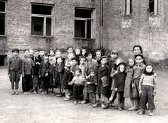 Fewer Jewish children allowed to attend schools