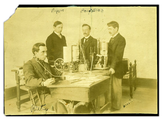 The First Psychology Lab