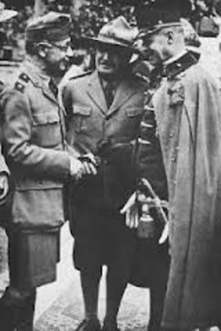Hungary, Romania, and Slovakia join the Axis Powers.