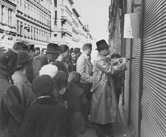 Jews forced to sell private property