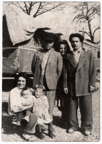 The German government passes a decree requiring the registration of all Gypsies without a fixed address living in Austria; by June 1938, all Gypsy children above the age of 14 have to be fingerprinted. This is a central part of the growing racial definiti