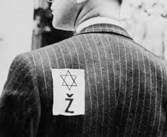 Jewish doctors are no longer permitted to practice in government institutions in Germany.