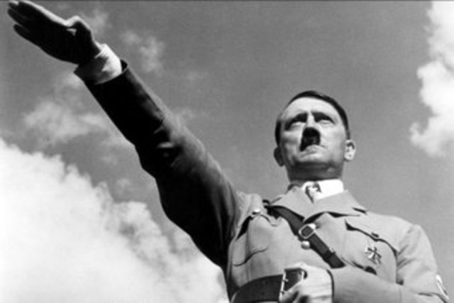 Hitler takes complete power