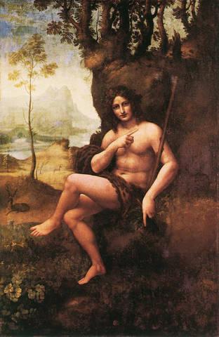 Bacchus (St. John in the Wilderness)