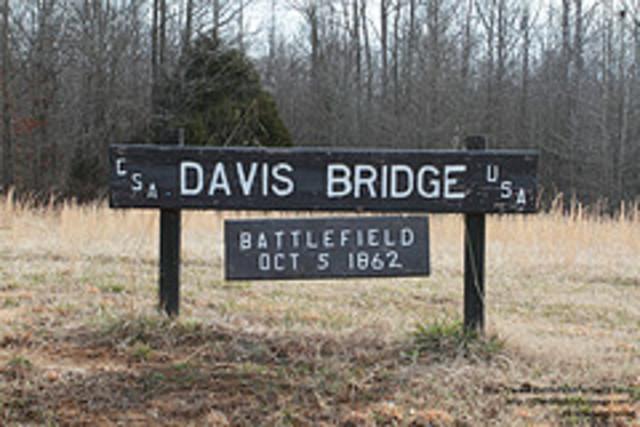 Battle at Hatchie's Bridge