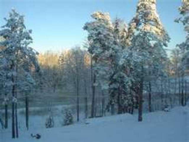 Temperatures dropped 12 degrees below zero