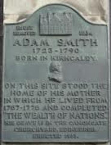 Smith dies