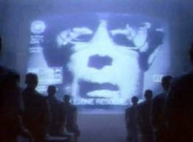 Apple airs 1984 Commmercial during the Super Bowl