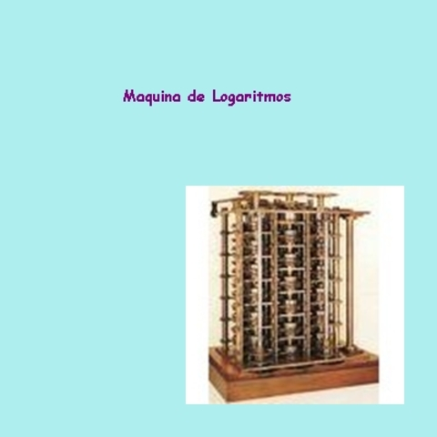 Maquina de Logaritmos