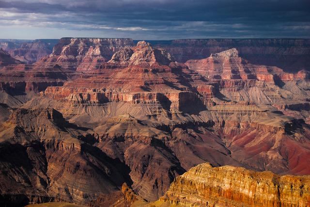 Grand Canyon National Park Establised