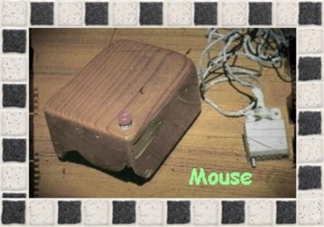Creacion del mouse