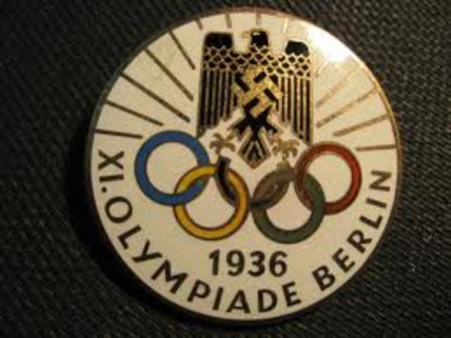 Olympics in Berlin, Anti Semitism Hidden