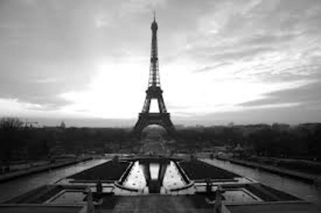 Assassination attempt in Paris
