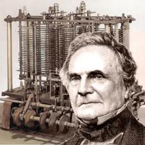 Charles Babbage completa su artefacto de la diferencia