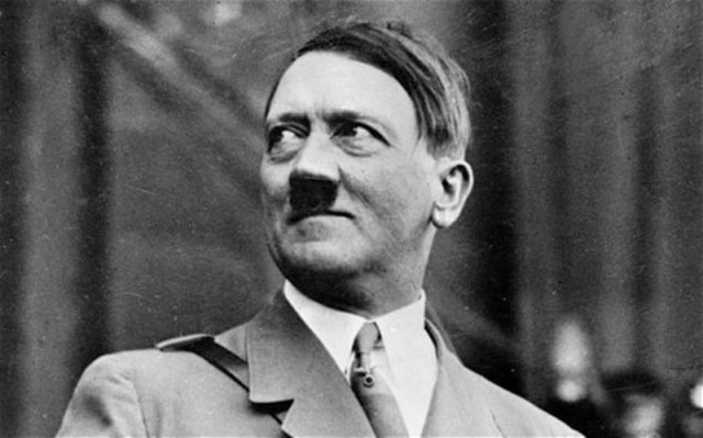 """Hitler extends powers to doctors to kill institutionalized mentally and physically disabled persons in the """"euthanasia"""" program"""