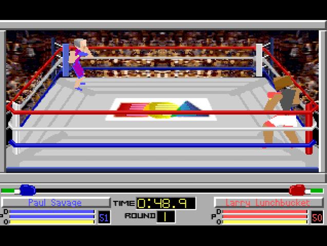 4D Boxing - Avatar Editor