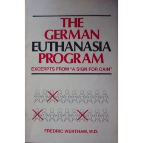 """Hitler extends powers to doctors to kill institutionalized mentally and physically disabled persons in the """"euthanasia"""" program."""