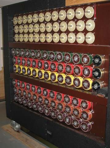 Alan Turing Concieves The Idea Of The First Modern Computer