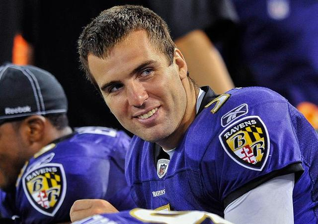 The arrival of Flacco