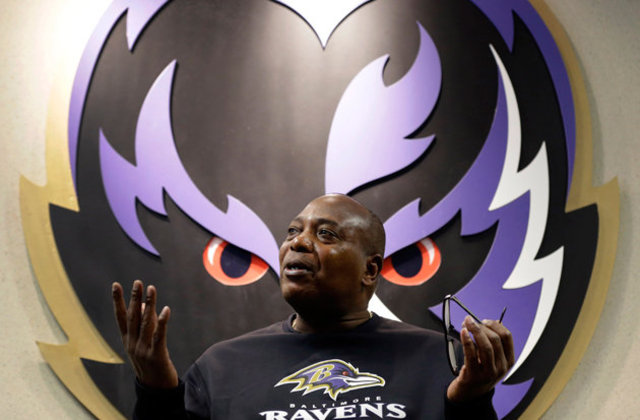 The Ravens welcome new GM