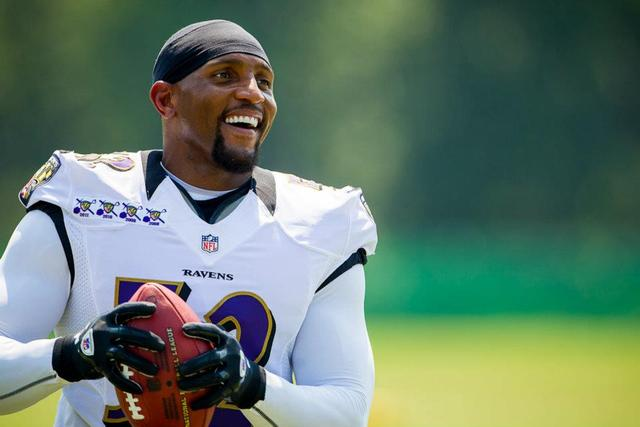 Ray Lewis - Defensive Player of the Year