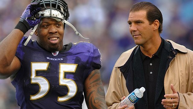 Terrell Suggs - Defensive Player of the Year