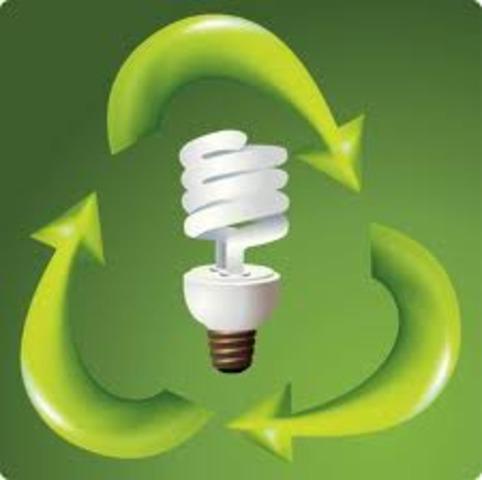 Efficient CFL bulbs