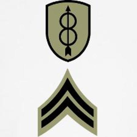 Promoted To Eighth Corporal
