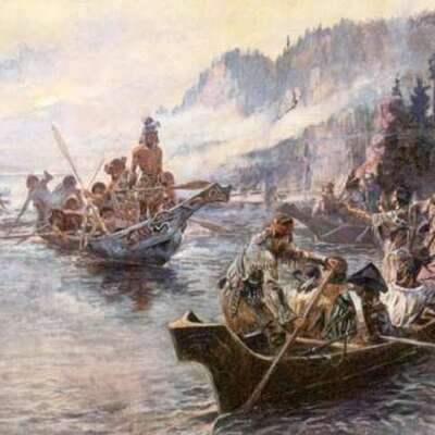 Lewis and Clark Expedition timeline