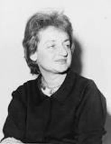 Betty Friedan
