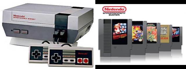 Nintendo home game system