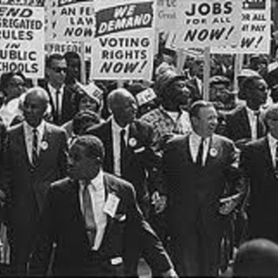 Socally Progressive Movements: Civil rights  timeline