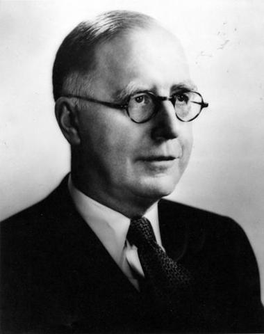 Lewis Schwellenbach influences the department