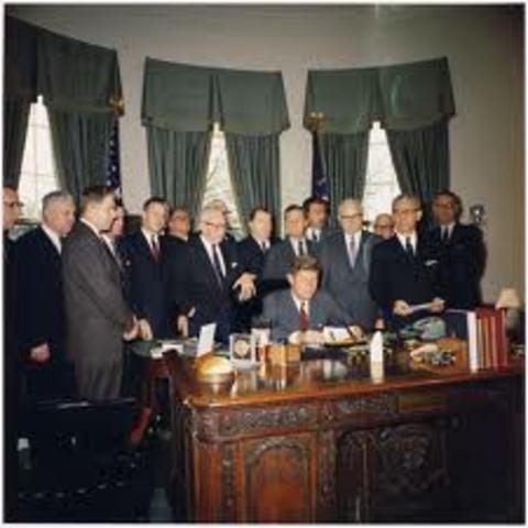 Manpower Development act of 1962