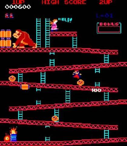 Donkey Kong - Multiple