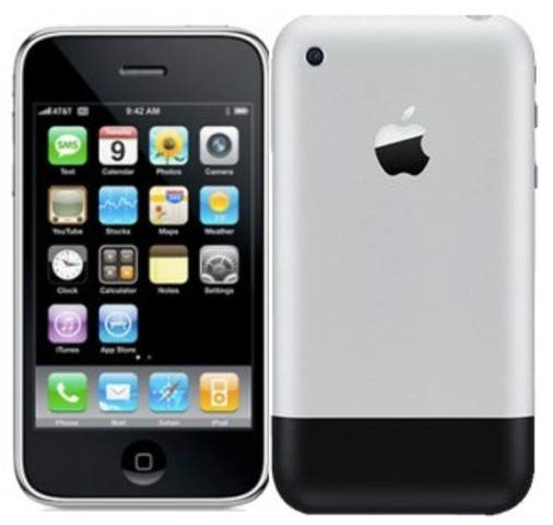 First iPhone released